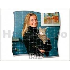 Ochranná transparentní síť TRIXIE pro kočky 3x2m