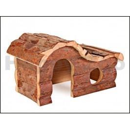Dřevěný dům TRIXIE HANNA pro morče 31x19x19cm