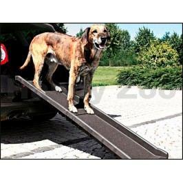 Nástupní rampa pro psy do auta TRIXIE 156x40cm (do 90kg)