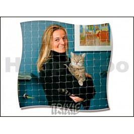 Ochranná transparentní síť TRIXIE pro kočky 4x3m