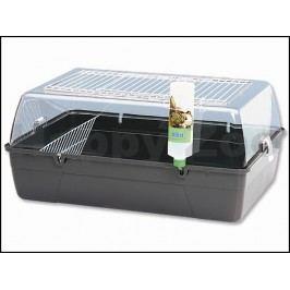 Plastový box SAVIC Rody Cavia šedý 70x45x31cm