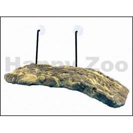 ZOO MED plovoucí ostrůvek pro želvy (M) 18x39cm