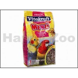 VITAKRAFT Menu pro střední papoušky 1kg