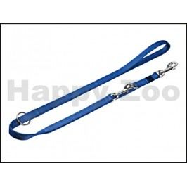 Vodítko KARLIE-FLAMINGO Art Sportiv Plus přepínací tmavě modré (