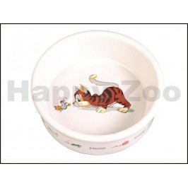 Keramická miska TRIXIE Comic pro kočky 0,2l (11cm)