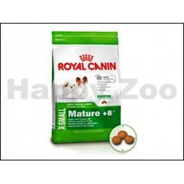 ROYAL CANIN X-Small Mature +8 500g
