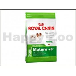 ROYAL CANIN X-Small Mature +8 1,5kg