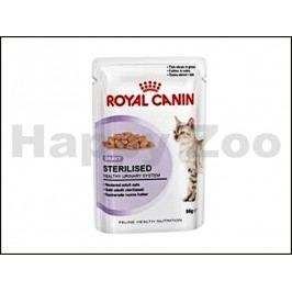 Kapsička ROYAL CANIN Sterilised 85g (v omáčce)