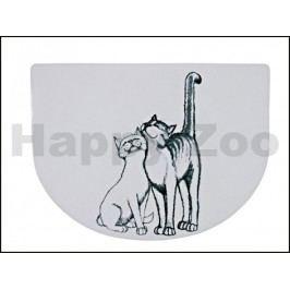 Prostírání TRIXIE s mazlícími se kočkami 40x30cm