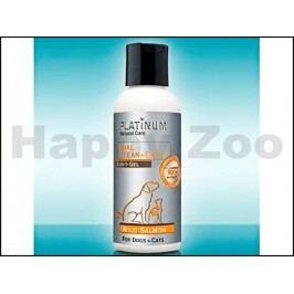 PLATINUM Natural Oral Clean and Care Gel Salmon 120ml