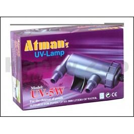 UV lampa ATMAN UV-5W (5W, 100l/h)