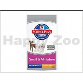 HILLS Canine Senior Small and Miniature 1,5kg