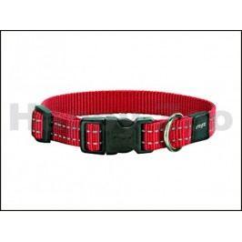 Obojek ROGZ Utility HB 14 C-Red (S) 1,1x20-31cm