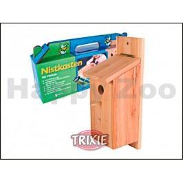 Venkovní budka pro sýkorky TRIXIE 12x15x36cm