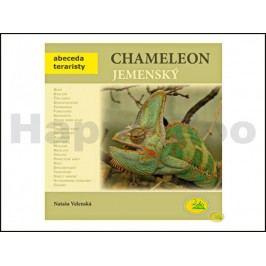 Kniha ROBIMAUS - Chameleon jemenský