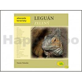Kniha ROBIMAUS - Leguán zelený