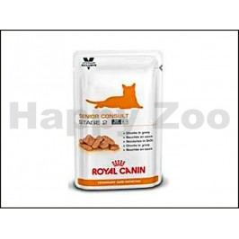 Kapsička ROYAL CANIN VET CARE Cat Senior Consult Stage 2 12x100g