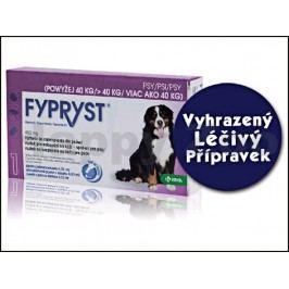 FYPRYST Spot-on Dog (XL) (pro psy od 40kg)