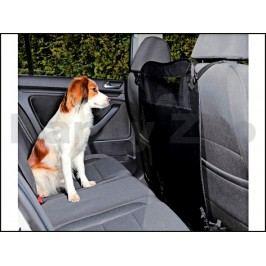 Bezpečnostní zábrana TRIXIE mezi přední sedadla s kapsami 60(44)