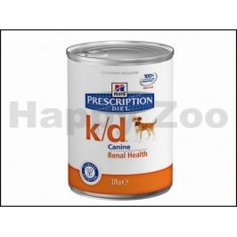 Konzerva HILLS Canine K/D 370g