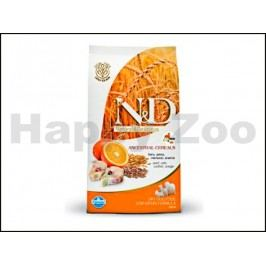 N&D Low Grain Dog Adult Maxi Codfish & Orange 12kg