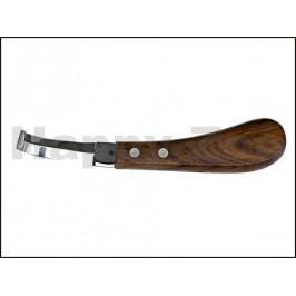 KRUUSE kopytní nůž oboustanný se širokou čepelí (1ks)