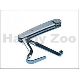 KRUUSE nůž kopytní kapesní s háčkem (1ks)