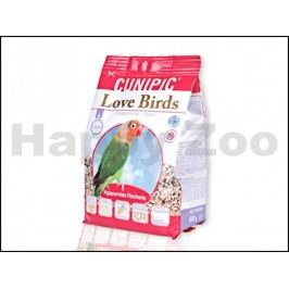 CUNIPIC Love Birds (Agapornis) 650g