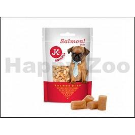 JK Dog Meat Snack - Salmon Bits 50g