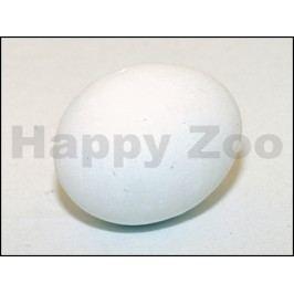 Umělé vajíčko pro slepice 6cm