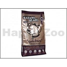BARKING HEADS Quackers Grain Free 12kg