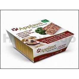Paštika APPLAWS Dog - kuře a zelenina 150g