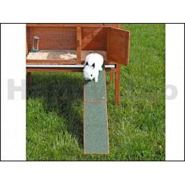 Dřevěná rampa k domkům a králíkárnám TRIXIE 20x50cm