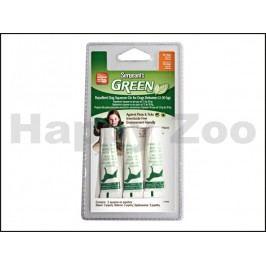 SERGEANT´S Green Spot-on Dog (M) 3x5ml (pro psy 12-30kg)