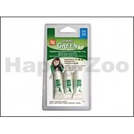 SERGEANT´S Green Spot-on Dog (S) 3x2,5ml (pro psy do 12kg)