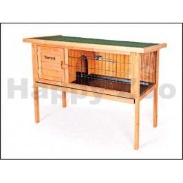 Dřevěná klec pro králíky TOMMI Nial 92x44x70cm