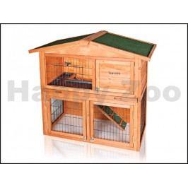 Dřevěná klec pro králíky TOMMI Epona 102x52x100cm