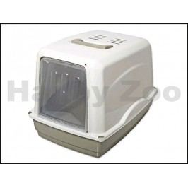 TOMMI toaleta Vicky krytá s filtrem 54x39x39cm (MIX BAREV)