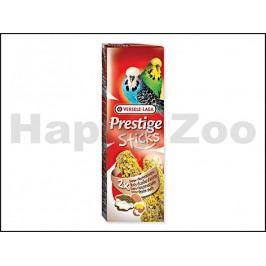 V-L Prestige Sticks Budgies - tyčky s vejci a skořápkami z ústři