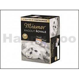 Kapsička MIAMOR Ragout Royale Kitten Multipack ve šťávě - 2x6x10