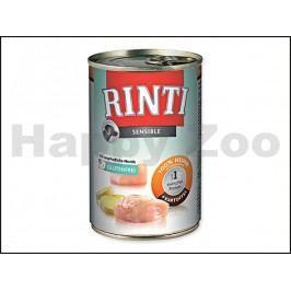 Konzerva RINTI Sensible - kuře a brambory 400g