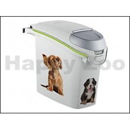 CURVER plastový barel na krmivo pro psa 6kg