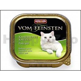 Paštika VOM FEINSTEN Castrate krůtí 100g (kočka)