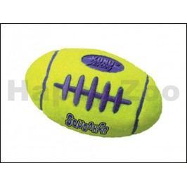 Hračka KONG Air tenis - rugby míč (L) 17x9,5cm