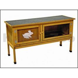 Dřevěná klec pro králíky KARLIE-FLAMINGO Conga 115x45x65cm