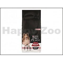 PRO PLAN Dog Medium Adult Sensitive Skin 14kg