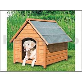Bouda pro psa TRIXIE se sedlovou střechou (L) 83x87x101cm