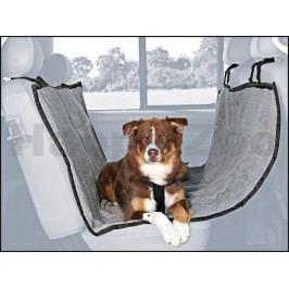 Přehoz na sedadlo do auta TRIXIE světle šedý 145x160cm