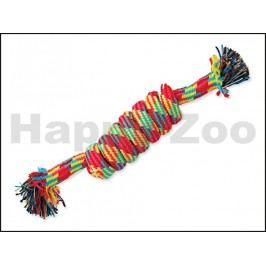 Hračka DOG FANTASY bavlna - přetahovadlo mini 20cm