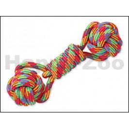Hračka DOG FANTASY bavlna - činka 25cm